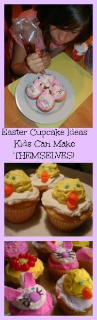 easter cupcake ideas kids