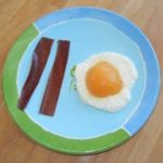 April Fool's Day Bacon and Eggs