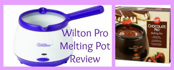wilton pro melting pot review