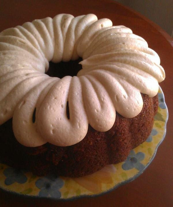 Best Carrot Bundt Cake Recipe